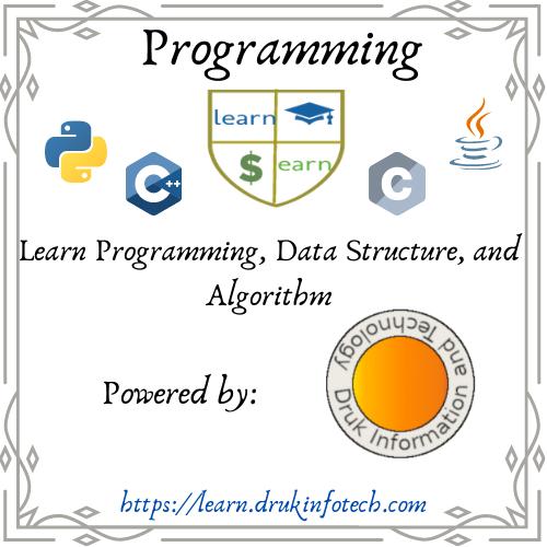 Programming Website Card